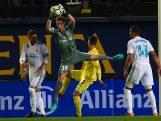 Zidane laat eigen zoon debuteren in doel bij Real Madrid
