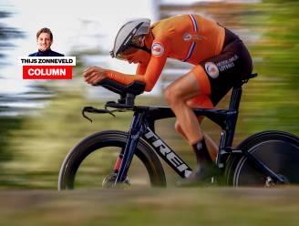 Column Thijs Zonneveld   Van Dijks worsteling met haar schaduw is afgelopen