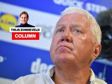 Column Thijs Zonneveld | Oh wee als de grote boze wolf Patrick Lefevere iets niet zint