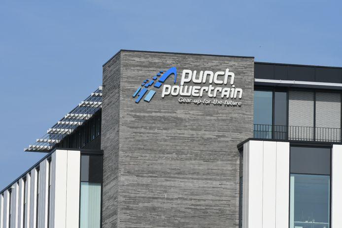 Hoofdvestiging van Punch Powertrain in Sint-Truiden.