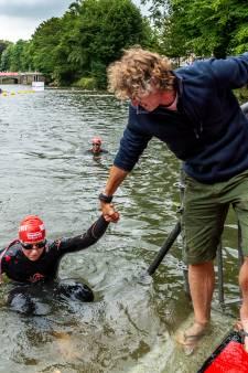 Vierde editie SingelSwim Utrecht in ijskoud water