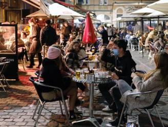 Openen de Leuvense terrassen op 1 mei, zoals in Luik? Of wacht burgemeester Ridouani (Vooruit) op Overlegcomité?