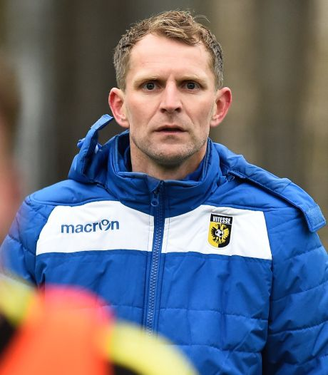 Remco van der Schaaf keert terug in opleiding Vitesse