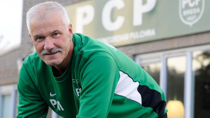 Peter Maaskant ook volgend seizoen trainer van PCP