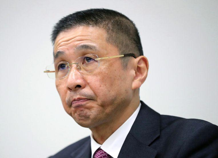 Hiroto Saikawa. Beeld EPA