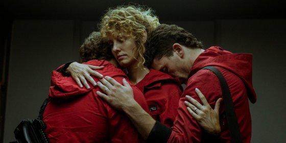 'La Casa de Papel': 'Misschien moet iemand een plan bedenken om Alex Pina uit de gebouwen van Netflix te bevrijden'