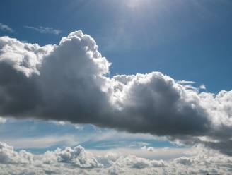 Bewolkte, maar overwegend droge zondag