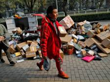 Recordaantallen bestellingen op Chinese Singles' Day