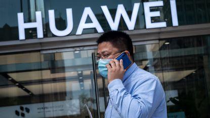 België zet Huawei niet aan de deur