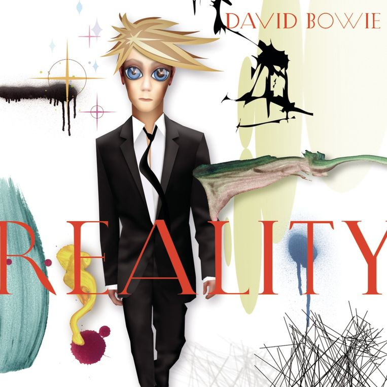 Reality Beeld Bowie