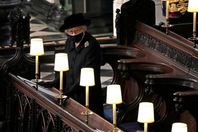 La Reine Elizabeth a perdu l'un de ses plus proches amis le jour de l'enterrement de Philip.