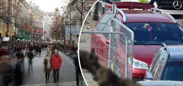 De rode Citroën scheurde in 2017 over de Meir terwijl de winkels al geopend waren. De chauffeur werd iets later gedrogeerd in zijn wagen aangetroffen op de Scheldekaaien.