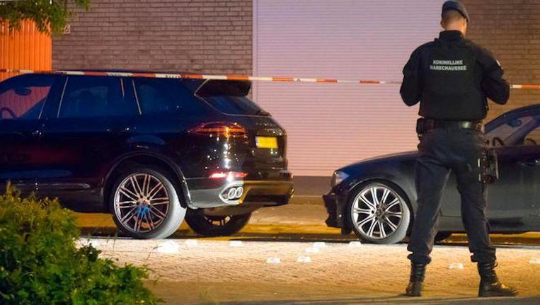 Leden van het groepje worden in het criminele milieu ook beschuldigd van de liquidatie van Vincent Jalink, maar voor moord zijn ze niet aangeklaagd. Beeld Reinder van Zaanen