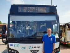 Eerbetoon aan ernstig zieke buschauffeur Peter (56): 'Hier heb ik geen woorden voor'