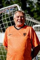 """Jan Baart in het nieuwe Oranje-shirt: ,,Wij zijn er klaar voor."""""""