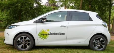 Deelauto's in Groenlo gaan elektrisch rijden