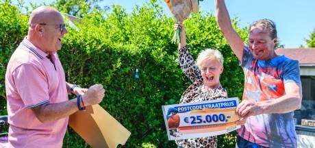 5 inwoners Scharendijke winnen samen 125.000 euro bij Postcode Loterij