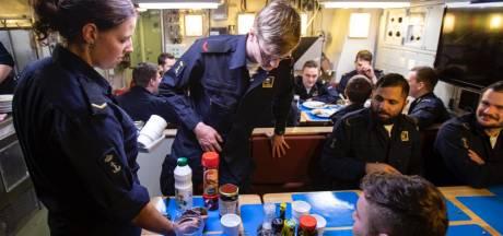 Ook Onderzeedienst overstag: voortaan vrouwen aan boord
