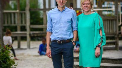 Hilde Vautmans is buddy voor asielzoeker