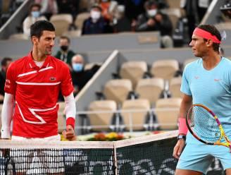 Waarom er straks bij het altijd beladen duel tussen Nadal en Djokovic zo veel meer op het spel staat dan finaleplaats