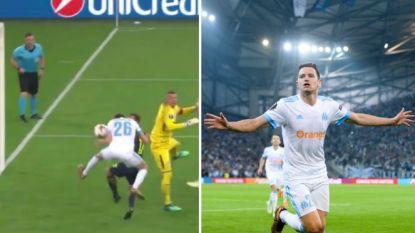 Marseille neemt optie op finale, maar over controversiële eerste treffer zal nog wel tijdje worden nagekaart...