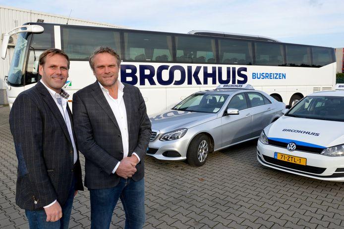 Erwin en Ronald Brookhuis