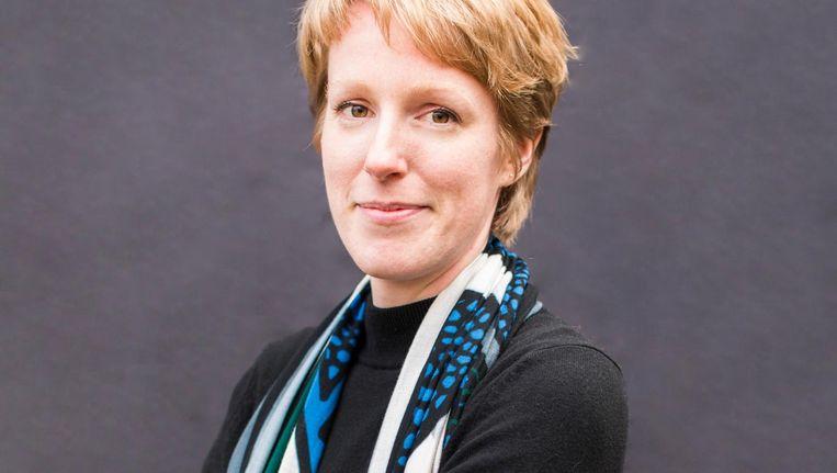 Anne Petterson: 'Aan nationalisme liggen vaak vrij banale motieven ten grondslag' Beeld Eva Plevier
