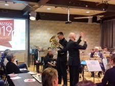 Stilletjes genieten van gratis swingend nieuwjaarsconcert in Brouwershaven