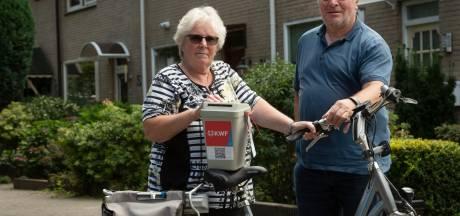 44-jarige man uit Veenendaal vast voor roven Henny's collectebus