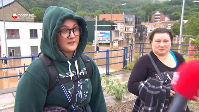 Hartverscheurende getuigenis van familie: met ladder en kinderzwembadje voor het water moeten vluchten