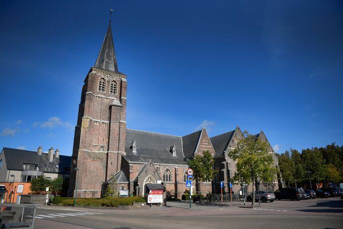De kerk in de kern van Meeuwen