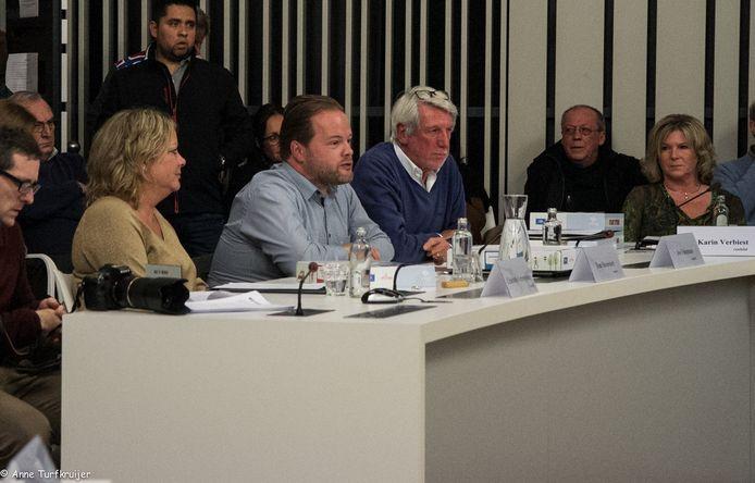 eedaflegging gemeenteraad Zoersel