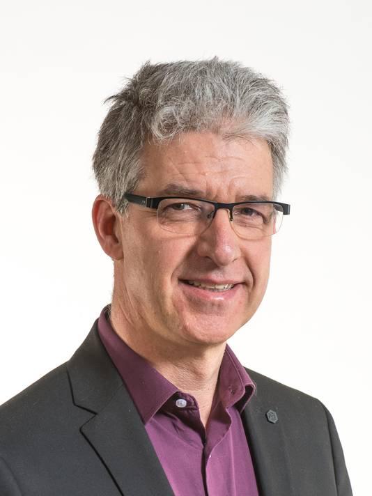 Wethouder Mart van der Poel.