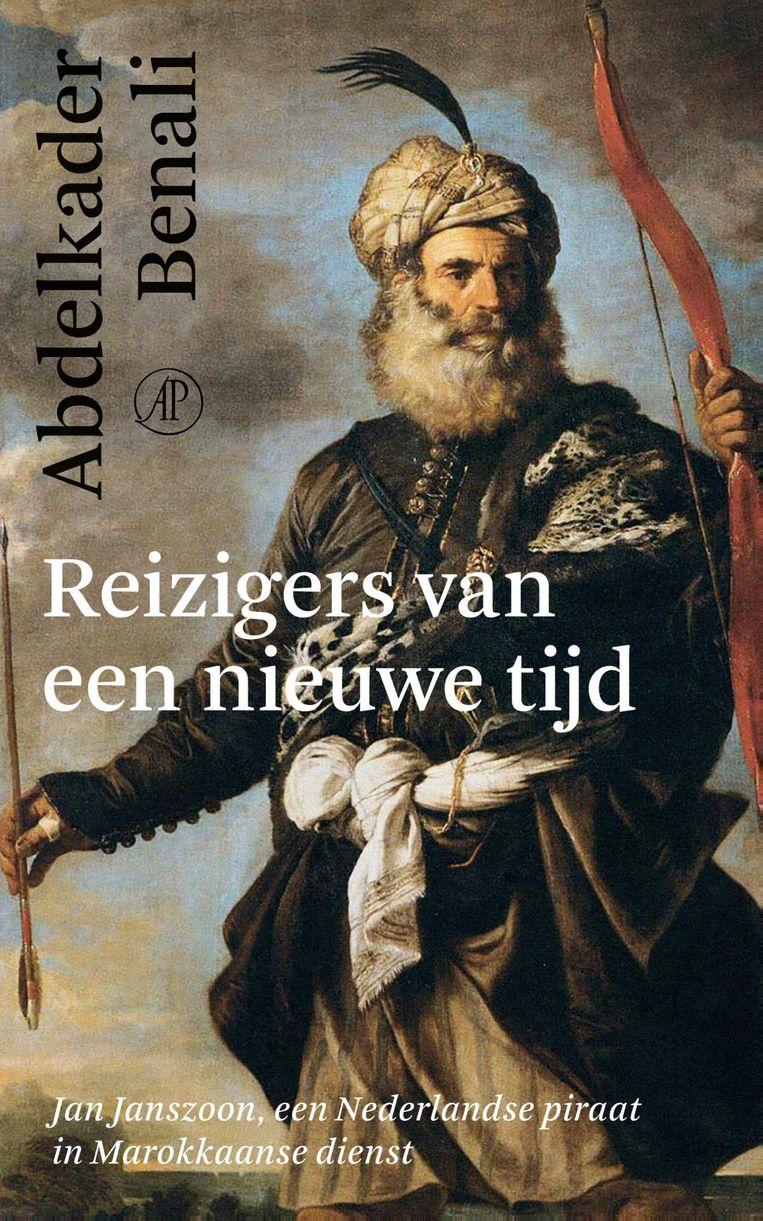 Benali vertelt het jongensboekachtige verhaal van Jan Janszoon, een Nederlandse piraat.  Beeld De Arbeiderspers
