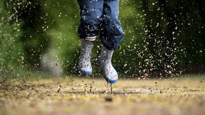 Weekend blijft niet droog: vanaf zaterdagnamiddag felle buien, beterschap op zondag