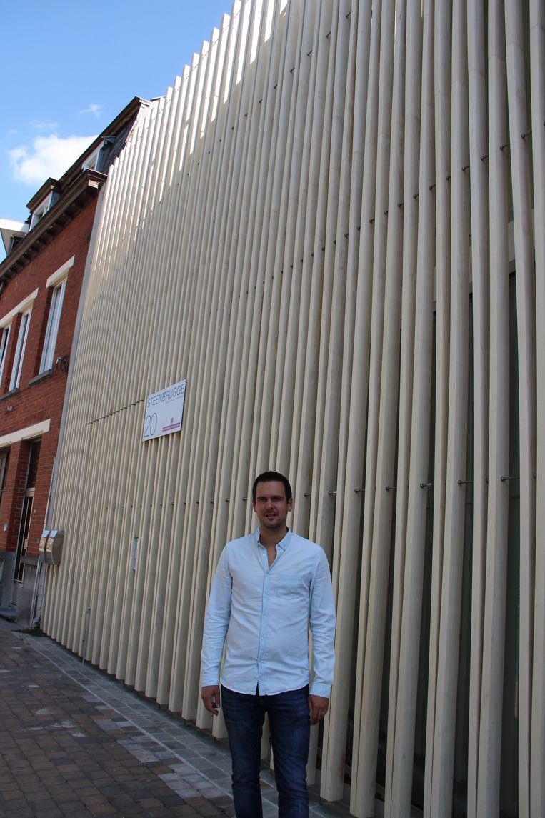 Het prikcentrum Maenhout in Ronse is niet alleen mooi, maar ook functioneel.