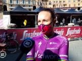 Chantal Blaak wint Strade Bianchi: 'Hier ben ik super trots op'