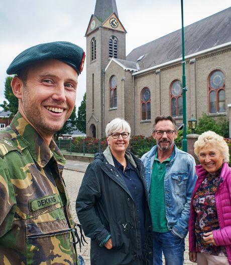 'Voor militairen horen missies er nu eenmaal bij'