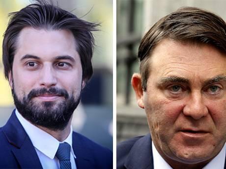 Bouchez et Ducarme se disputeront la présidence du MR lors d'un second tour