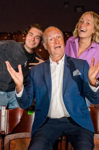 """Jacques Vermeire wordt 70 en sleurt zijn kids mee het podium op: """"Vanaf nu ben ik oud. De laatste fase is ingezet"""""""