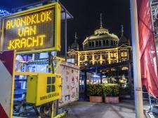 Den Haag uitgestorven tijdens avondklok: alleen in Duindorp vernieling van straatcamera's en eerste boetes uitgedeeld