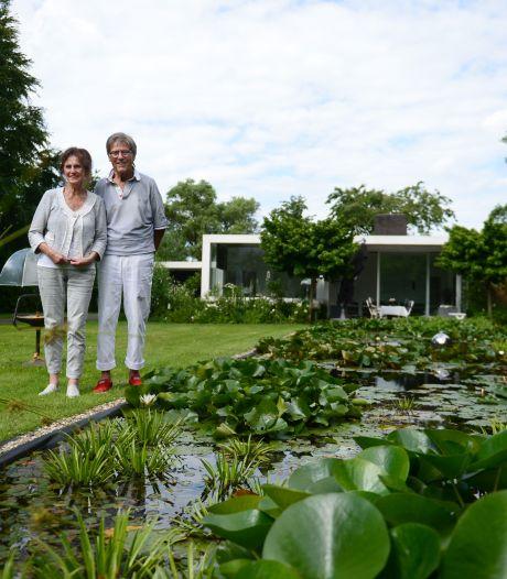 Hoe een ex-Buffoon en zijn vrouw door de ballotage moesten om een Rietveldwoning in Hengelo te kopen
