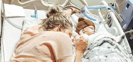 Une star de YouTube découvre que son bébé de trois mois a cessé de respirer pendant sa sieste