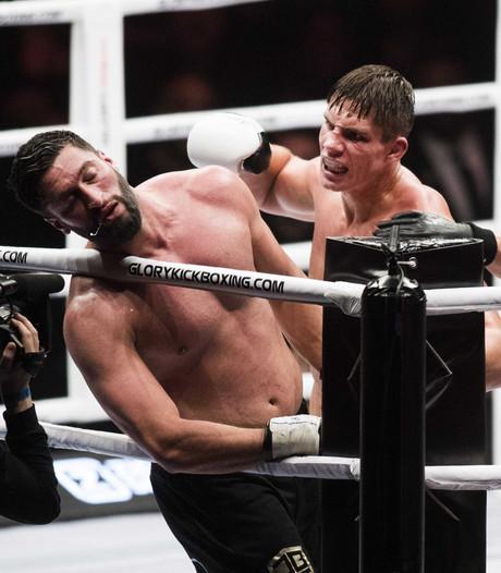 Verhoeven slaat Ben Saddik in vijfde ronde knockout