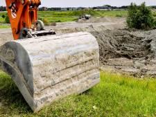 Duizend jaar oude boot gevonden bij ontgrindingen in Limburg