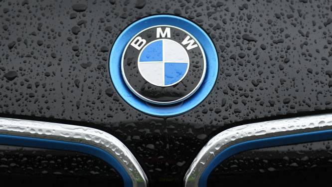 BMW verkocht in eerste jaarhelft recordaantal auto's