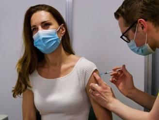 """Kate Middleton krijgt coronavaccin: """"Superdankbaar"""""""