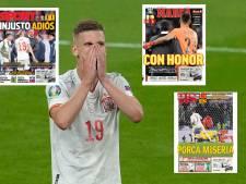 Spanje na uitschakeling overladen met zoete woorden: zelfs Morata wordt gespaard