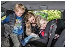 Acht op tien kinderen onveilig vervoerd in auto