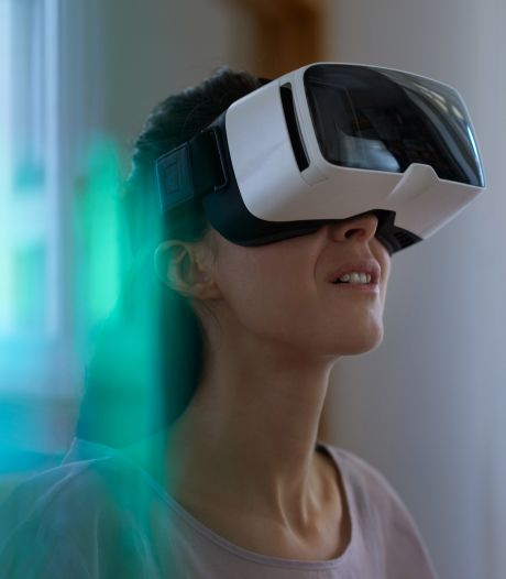 VR tijdens de bevalling? 'Het haalt de scherpe randjes er vanaf'